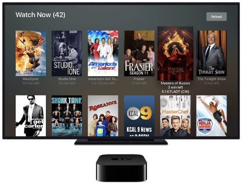 Plex Launches Live TV Support for Apple TV App