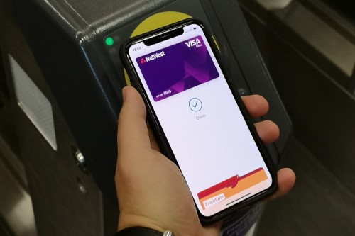 Apple Pay's Express Transit Mode Working in Parts of London Underground