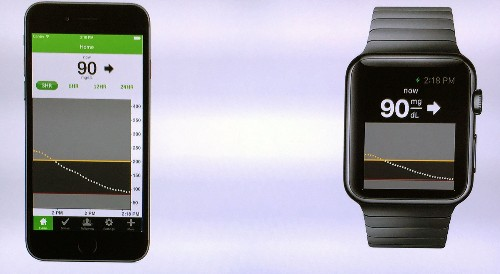 Apple Watch Set to Include Third-Party Glucose Tracking App at Launch