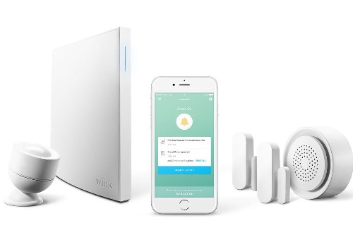 $199 Wink Lookout Home Security Pack Bundles All-Wink Products for the First Time