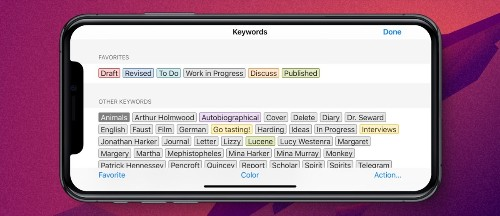 Ulysses 17 Gains Keyword Management for iOS, New iPad Fullscreen Mode, and More