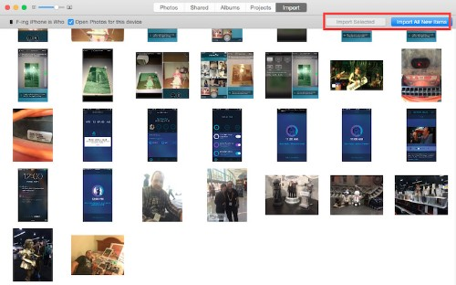 How to Add and Organize Images in Photos for OS X Yosemite