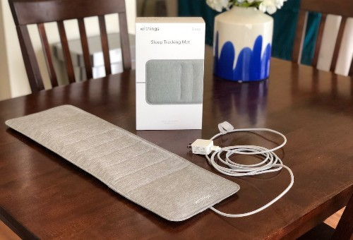 Review: Withings Sleep Provides a Simple Way to Track Your Nights for $50 Cheaper than Apple's Beddit