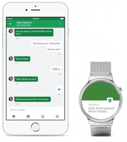 Android Wear Smartwatch Owners Reporting Pairing Issues With iPhone 7