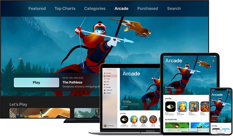 Apple Store and AppleCare Employees to Receive Free Apple Arcade and Apple TV+ Starting January [Updated]