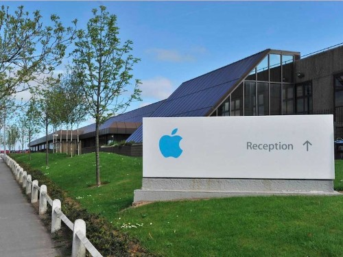 Apple CEO Tim Cook Heads to Ireland to Visit Government Officials, Company Facilities