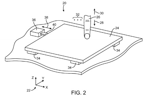 Future Mac Notebooks Could Feature 'Buttonless' Trackpad Design