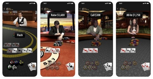 Apple's Reintroduced 'Texas Hold'em' Game Expands to iPad