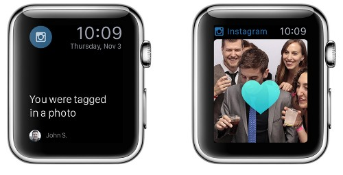 Designers Envision Concepts for Apple Watch Apps Like Uber and Instagram