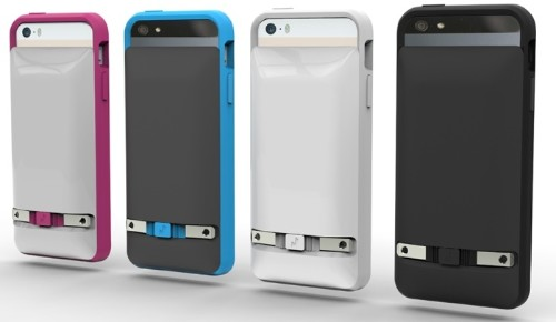 Prong Debuts iPhone 'PWR Case' With Built-In Plug and Backup Battery