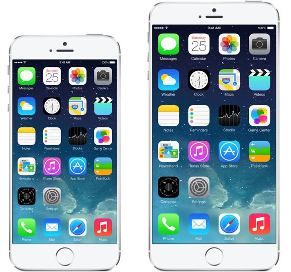 Apple Reportedly Launching Two New iPhones with Larger Flat Sapphire Displays in September