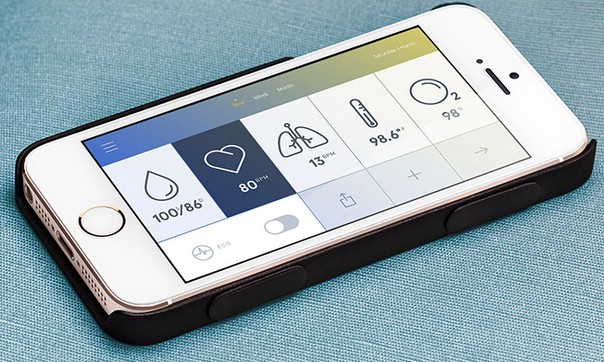 Azoi Unveils 'Wello' Health Tracking Case for iPhone