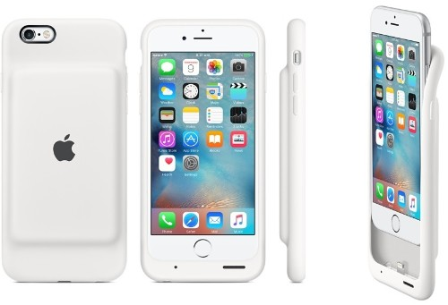 Apple Launches Official $99 Battery Enhancing Case for iPhone 6s