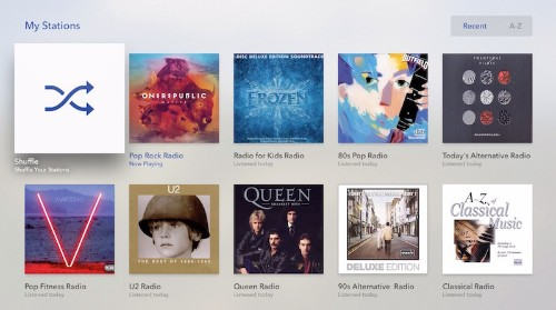 Pandora Launches App for the New Apple TV