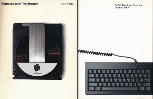 Fall 1989 Catalog for Steve Jobs' NeXT Company Uploaded to Archive.org