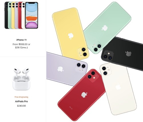 Apple Shares 2019 Holiday Gift Guide
