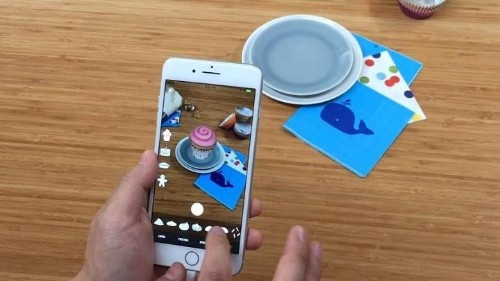 Major App Developers Show Off ARKit Apps Ahead of iOS 11 Launch
