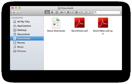 Janicab.A Malware Targets Computers Running OS X and Windows