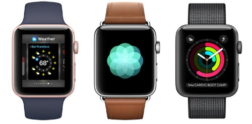 New Apple Watch to Launch in Fall 2017 With Improved Battery Life But No Major Design Changes