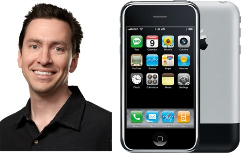 Scott Forstall to Discuss Creation of iPhone at Computer History Museum Next Week