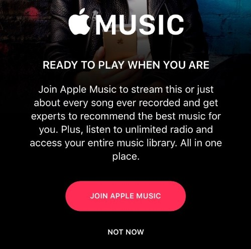 Apple Introduces Apple Music Student Membership Option With 50% Discount at $4.99 per Month