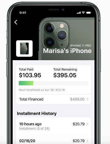 Apple Card's Interest-Free iPhone Installment Plan Available Starting Today