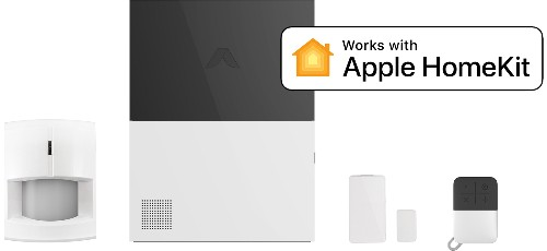 Abode's Smart Security Kit Now Compatible With HomeKit