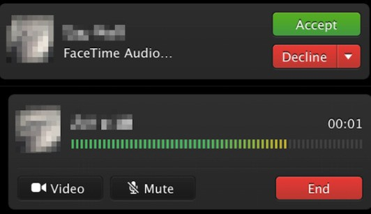 FaceTime Audio Coming to Macs With Next OS X Update