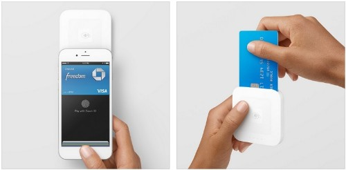 Square Launches NFC Reader to Bring Apple Pay to Smaller Businesses