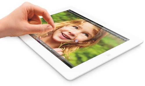 Sketchy Rumor Claims Apple Launching 12.9-Inch 'iPad Maxi' in Early 2014 to Target Ultrabooks