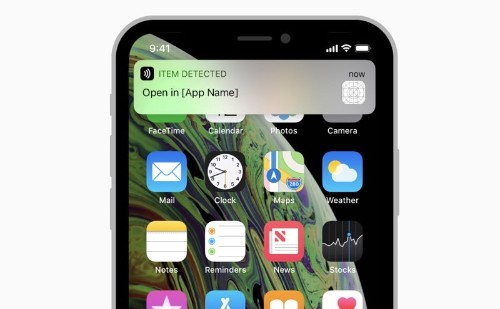 New 2018 iPhones Support Background NFC Tag Reading, No App Required