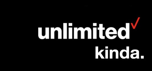 Verizon Introduces New Unlimited Data Plans, Limits Video to 720p For All Smartphone Customers