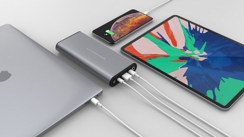 New HyperJuice USB-C Battery Pack Offers 130W of Power and 27,000mAh Capacity