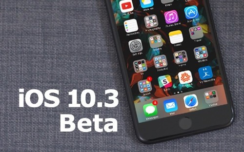 Apple Seeds Fifth Beta of iOS 10.3 to Developers [Update: Public Beta Now Available]