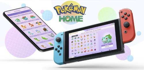 Pokémon Home App for iPhone and iPad Launching in February for $3/Month or $16/Year