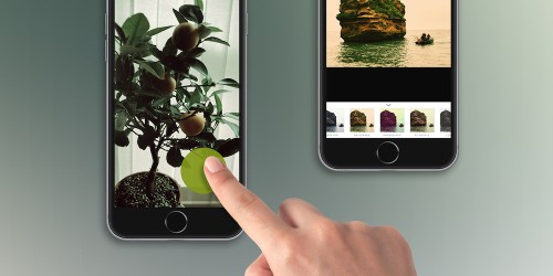 Apple Offers Free Redeem Codes for 'Infltr' Photo Editing App