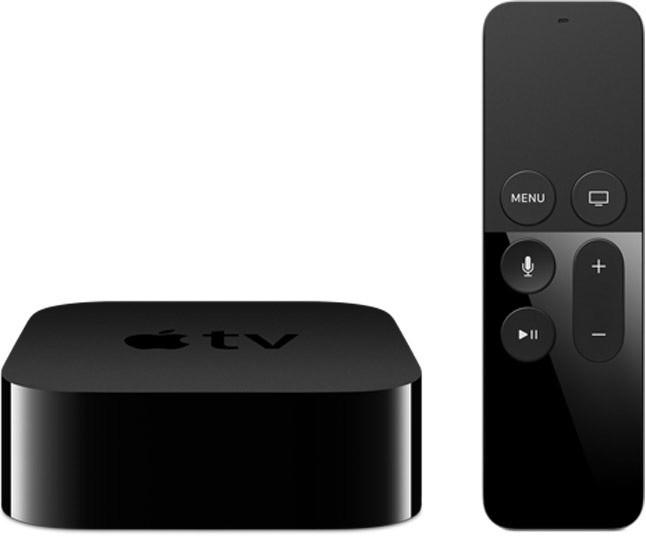 AppleTV / Apple TV 4 / tvOS - Magazine cover