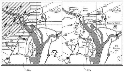 Apple Maps App with Interactive Data Layers Detailed in New Patent