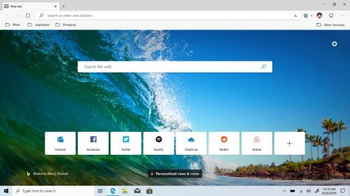 Microsoft Launches Beta Version of Microsoft Edge Browser for Windows and macOS