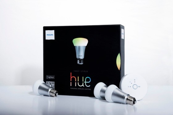 Philips to Sell iOS-Controlled LED Light Bulbs Exclusively Through Apple Stores