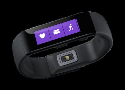 Microsoft Unveils $199 'Microsoft Band' Fitness Wearable