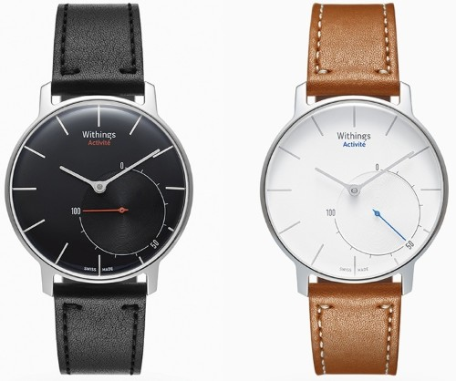 Withings Debuts 'Activité' Fitness Tracker With Traditional Watch Design
