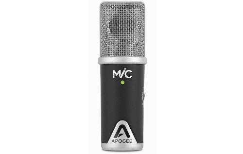 Apogee Debuts MiC 96k Microphone and JAM 96k Guitar Interface for Mac, iPhone, and iPad