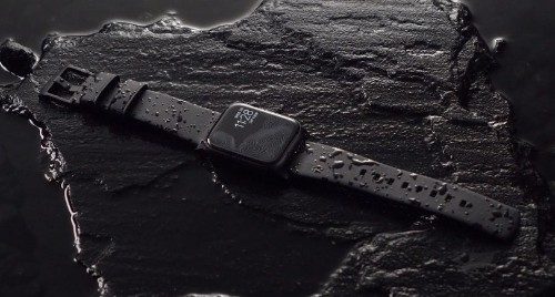 Nomad Launches Hydrophobic Leather 'Active Straps' for Apple Watch