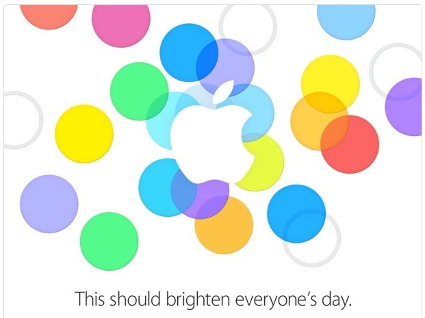 Apple September 2013 Media Event: Spoiler Free Video Stream [Video Posted]