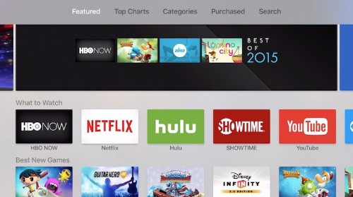 How to Use the App Store on Apple TV