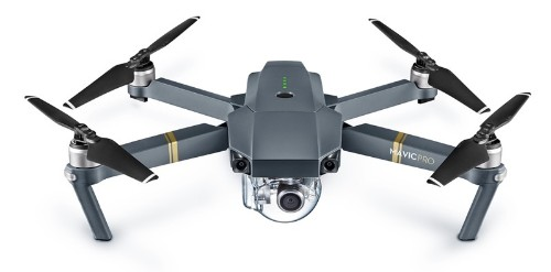 DJI Launches New Mavic Pro Drone, Coming to Apple Stores in November