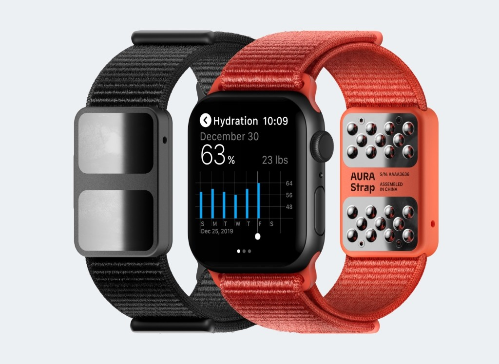 CES 2020: Aura Smart Strap for Apple Watch to Launch in March