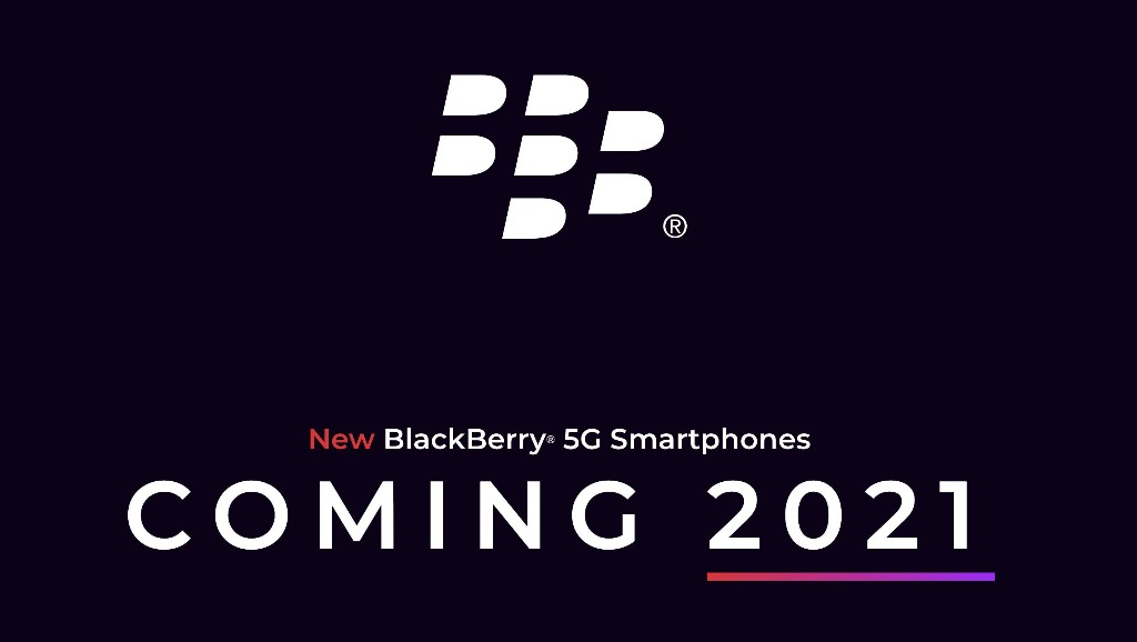 Texas Company Promises to Release 5G BlackBerry With Physical QWERTY Keyboard in 2021