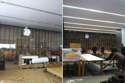 Apple Constructing Second Retail Store in Turkey, May Open This Fall